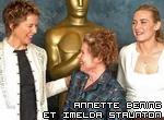 Annette Bening et Imelda Staunton