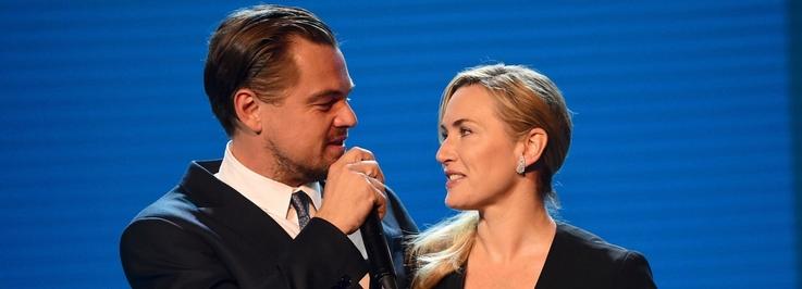 Au gala de charité de la Leonardo DiCaprio Foundation
